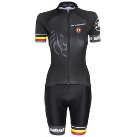 Bioracer Van Vlaanderen Pro Race Set Women black